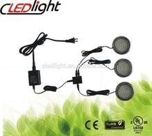 3W Round Puck LED Lighting UL
