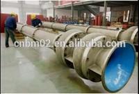 High Head Vertical Turbine Water Pump for Pump Station
