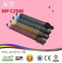 For Ricoh Aficio MPC4000 color toner cartridge MPC4000