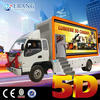 High return 5d movie theater mobile 5d cinema moving everywhere