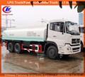 Cbm 16 lhd rhd arrosage arrosage camion dongfeng camion 16 d'eau litres d'eau inox citern