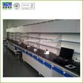 Haute qualité mur monté banc / laboratoire de l'école de table à vendre