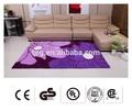 Calidad suave de poliéster personalizado alfombras de oración venta