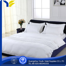 golden new style silky feel jacquard bedroom bed set