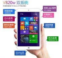 "8.0"" IPS Onda V820W Dual OS Tablet PC Win 8.1+Android 4.4 Intel Z3735F Quad Core 2GB RAM 32GB ROM 1280*800 Multi Language"