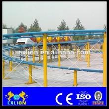 sliding dragon coaster amusement kids ride for sale