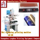 High quality hot stamping machinery with high quality