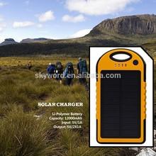 12000mah battery phone power banks YD-T016 solar power bank for digital camera