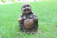 popular ceramic buddha for home and gardon decoration