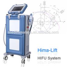 2015 HOT Anti aging facial lifting high intensity ultrasound hifu korea
