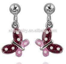 Most popular best selling two dangle cross earring