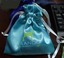 High-Grade Satin bag with Custom Logo