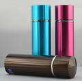 2015 novo design em açoinoxidável vácuo mini caixa thermos garrafa de água