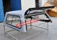 Toyota Hilux Vigo Fiberglass Pickup Canopy