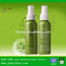 private label argan hair oil