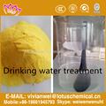 Productos químicos de tratamiento de agua policloruro de aluminio / PAC