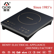 Smart 2100W induction ceramic cook top electric cooking appliance