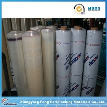 Plastic surface protection film