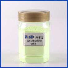 Cbs-x branqueador óptico para o detergente