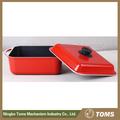 Gourmet necesario color de cerámica utensilios de cocina