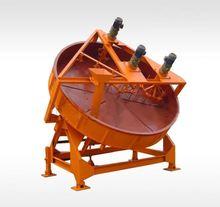 Mobile kp-35 oa biological organic-fertilizer ball granulator machines product line