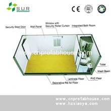 Sunhill Multilayer CE & B.V. Certified 20 feet welded living container house