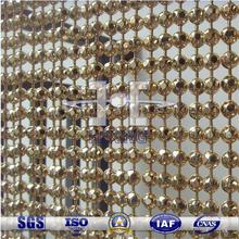 supplier decorative metal bead curtains