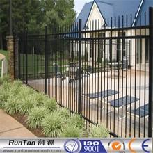 Professional supplier backyard metal fence