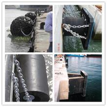 Economic stylish uhmwpe marine fender in dock and port