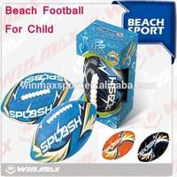 2015 New fashion Neoprene beach American footballs/ beach waterproof football