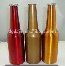 China Factory Aluminum Bottle Made Aluminum Beer Bottle Aluminum Beverage Bottles