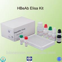 hepatitis b elisa kit, medcial diagnostic kits elisa kits of HBeAb