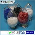 produtos químicos de guangdong produtos de plástico branco masterbatch para o pe