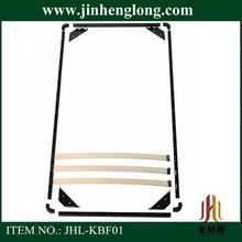 hotel metal aluminum bed frame