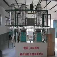 flour making machine/home corn grits flour mill processing machine