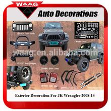 Car Accessories 4X4 Auto Accessories For JK Wrangler 2008-14