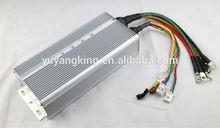High speed 60v 1500w brushless DC motor controller