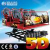 Attractive Guangzhou 5d cinema 5d theater 5d movie 5d chair 5d seat