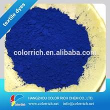 Reactive dyes Blue 19 dye sublimation 5 panel hats tie dye color combinations