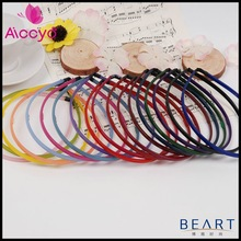Online Shopping Fashion Hair Accessory Candy Color Baby Hair Headband Wholesale
