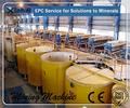 Xinhai minério de cobre planta de processamento, Mineração máquina de separação