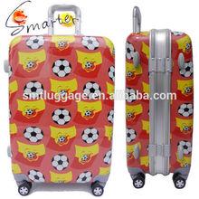 2015 New Aluminum Hard Plastic Suitcase