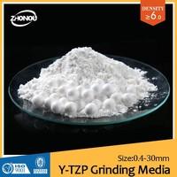 JCE Zirconia china cheap beads/longer service life 6-8 times than Al2O3 beads