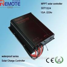 10A 15A solar charger controllers MPPT 12v 24v solar controller/regulator