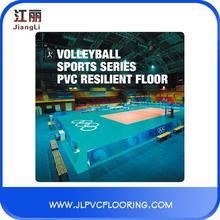 2014 new badminton pvc sports floor