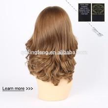 Wigs manufacturer natural hairline silk top virgin European human hair wigs