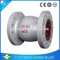 carbon steel PN16 nozzle check valve