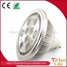 CE rohs certificated 15W office light high PF LED UFO AR111 led bulb