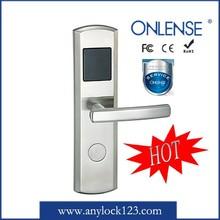 Top sales stainless steel electric panel door lock for beach hotel