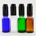 el uso de cosméticos botella de vidrio cuentagotas 20ml pipeta